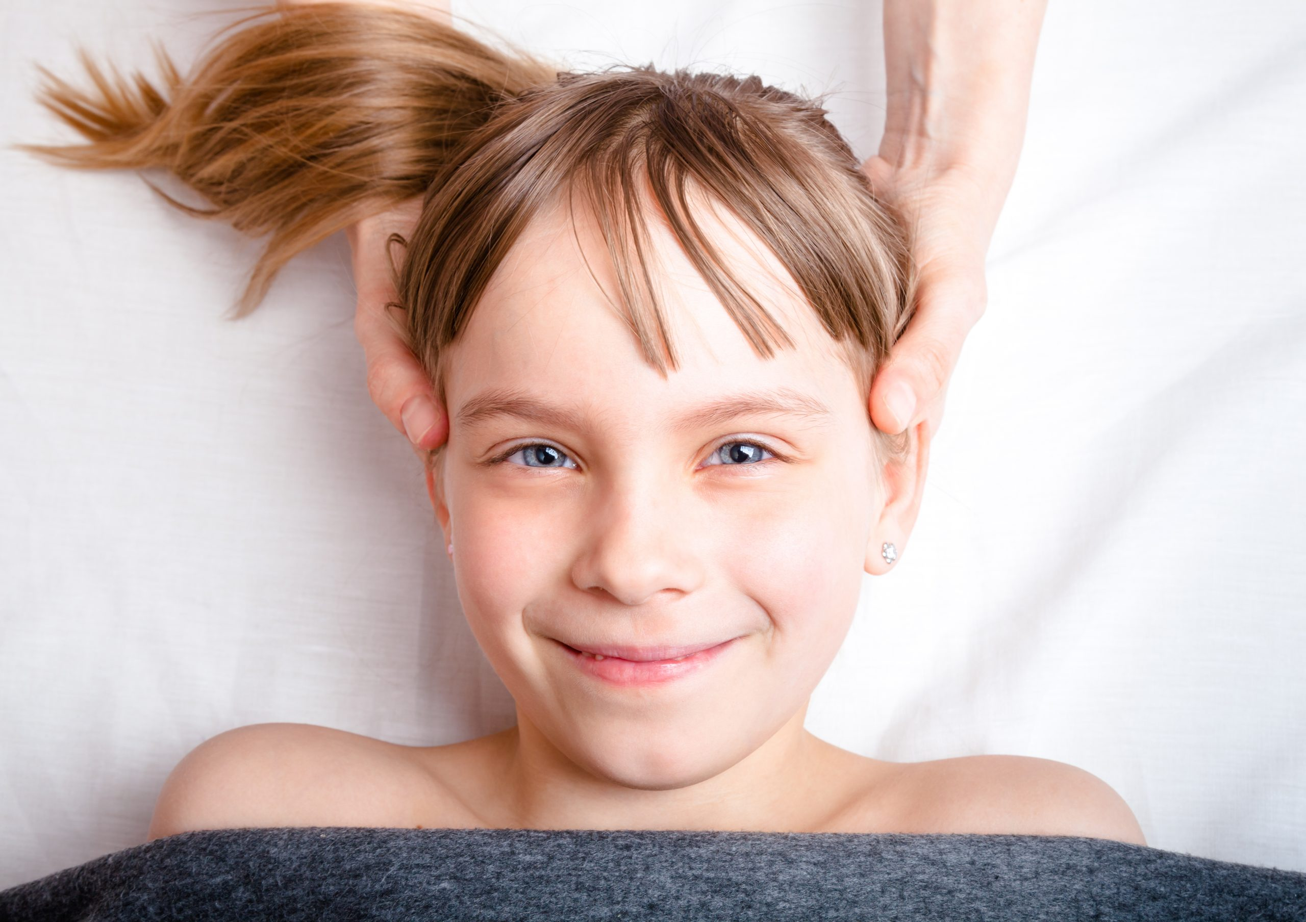 osteopathy for babies and children in Eltham